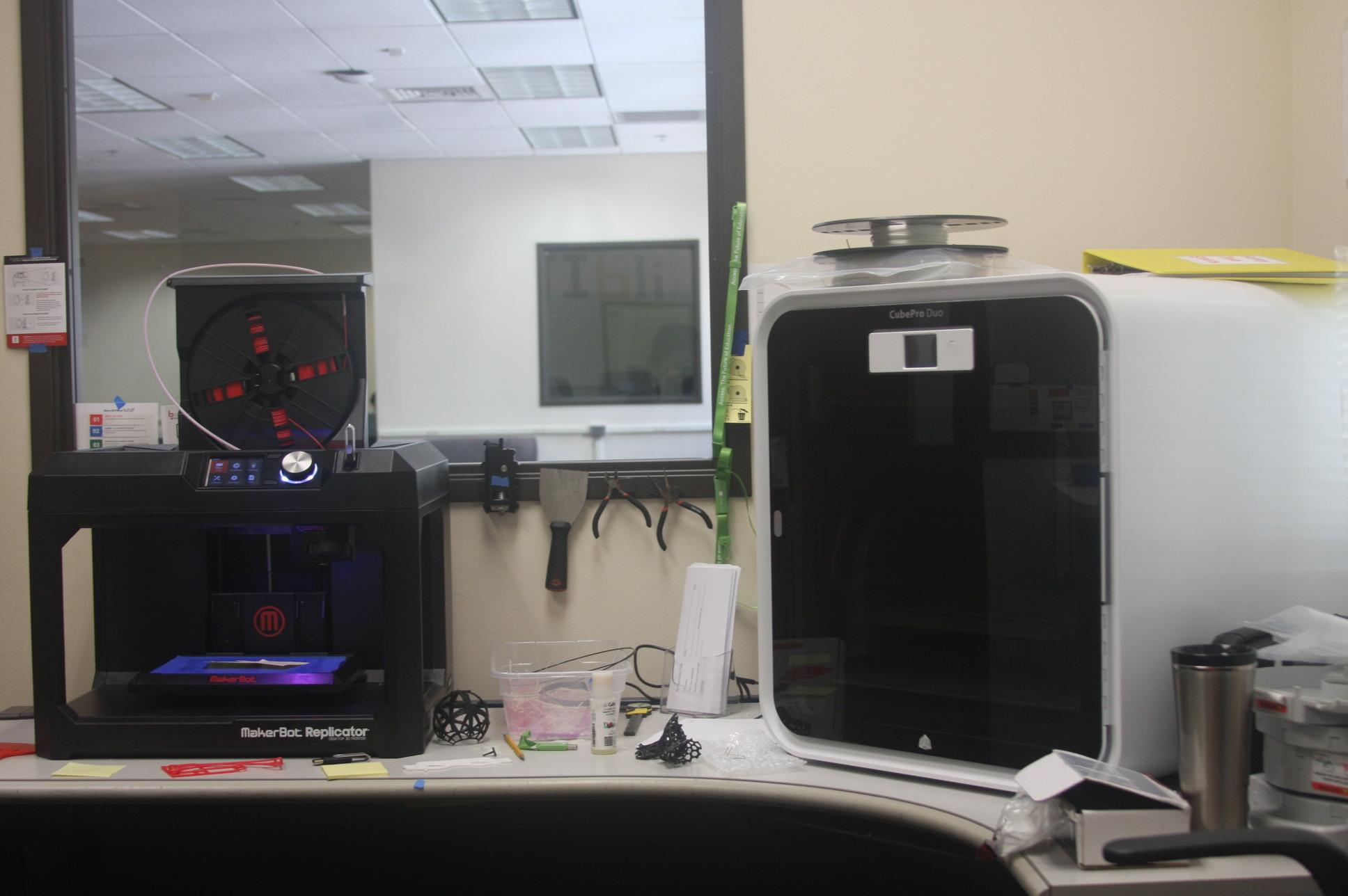 build IT 3D printers