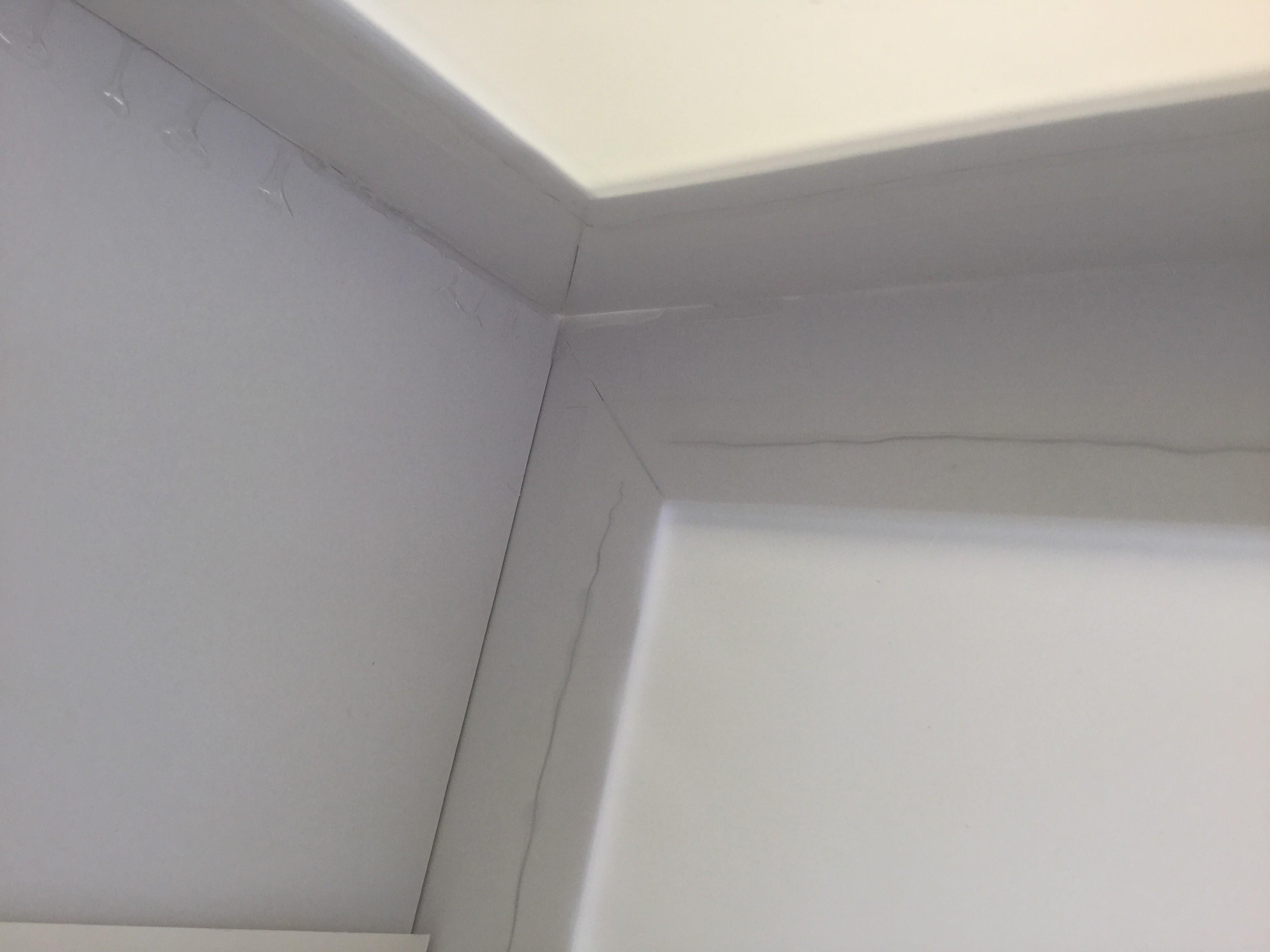 lightbox corner inside