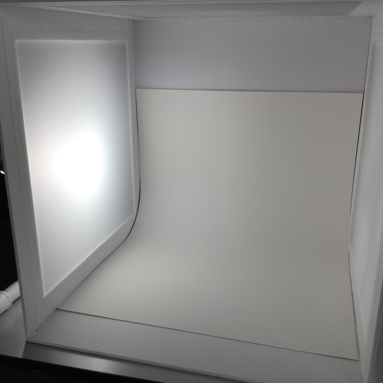 lightbox inside film